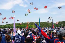 浜松祭り①凧揚げ