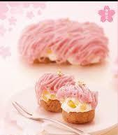 銀のぶどう桜のモンブラン (2)